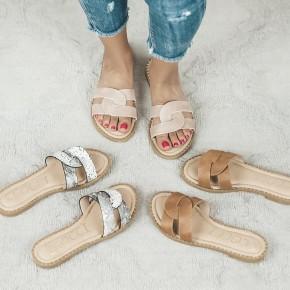 Sugar Braided Sandal