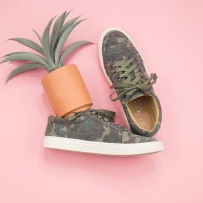 Camo Life Sneakers