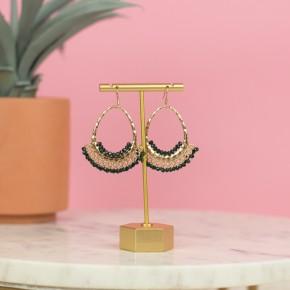 Dangle Gold Earring