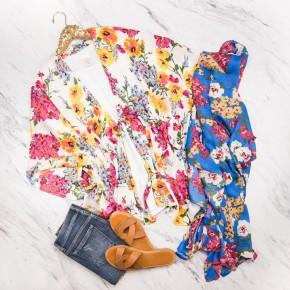 Simple and Free Kimono