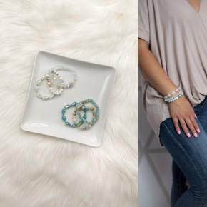 Set of Jewel Bracelet
