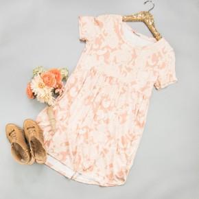 Peach Dreams Dress