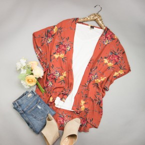 Giving Ways Kimono *all sales final*