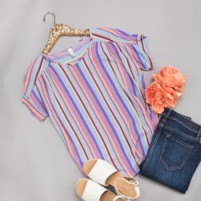Colors&Stripes Top