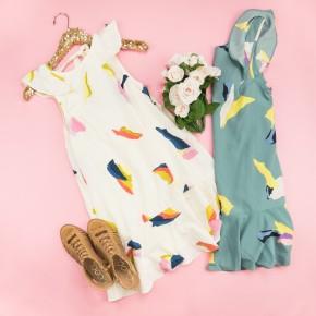 Spash of Art Dress  *all sales final*