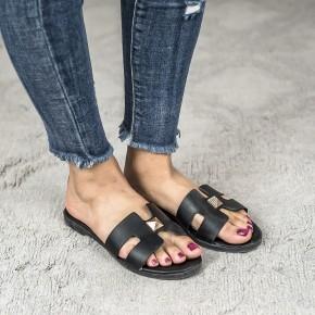 Drop of Gold Sandals
