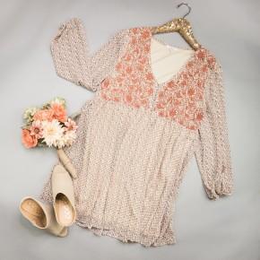 Sweetest Detailed Dress