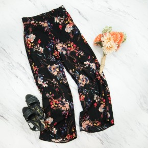 Staccato Floral Pants
