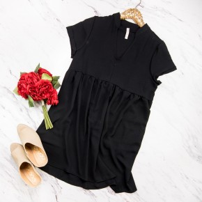Black Diamond Dress