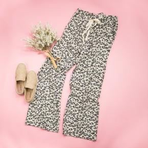 Cozy Leopard Lounge Pants *ALL SALES FINAL*