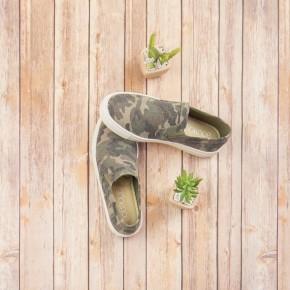 Camo Sneaker- Corky's