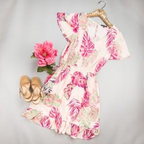 Aloha Baby Staccato Dress
