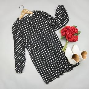 Sweetest Dot Dress *ALL SALES FINAL*