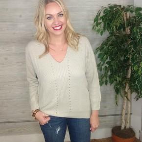 Valerie VNeck Sweater