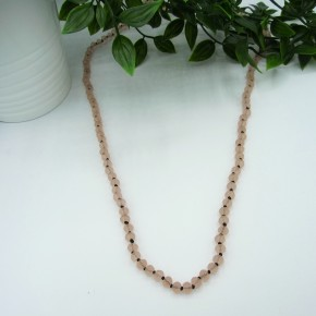 Bead Necklace PINK