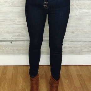 London High Waist Skinnies 84142 *Final Sale*