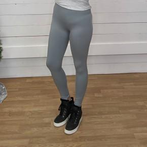 Grey Butter Full Length Leggings - One Size