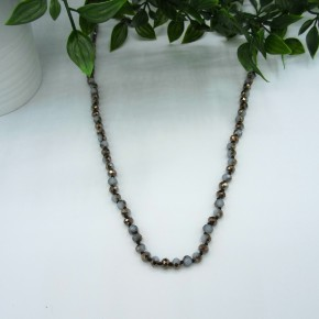 Bead Necklace QUARTZ