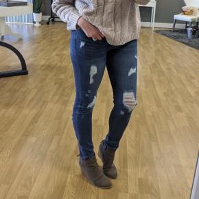 Sunny Days Skinny Jeans