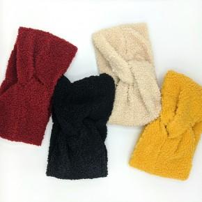 Twisted Fleece Headband