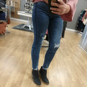 Virginia Bottom Stretch Skinny