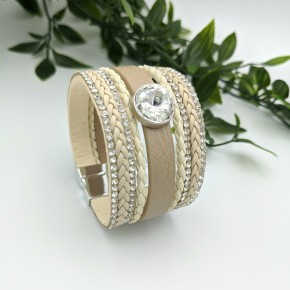 Magnet Closure Bracelet MADDIE