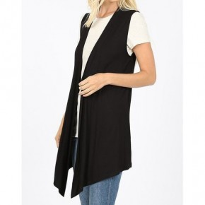 Your FAVORITE Drape Vest ~ MORE COLORS!