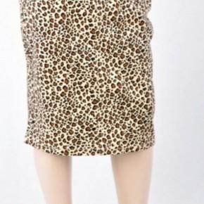 Be-Girl Leopard midi skirt Girls/Jrs