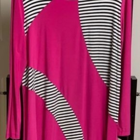 Solid/Stripe Tunic *Final Sale*