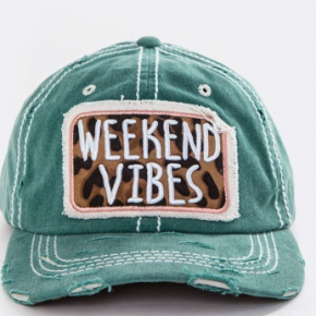Weekend Vibes Trucker Hat