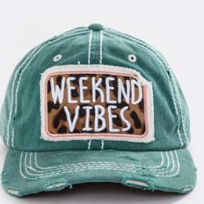 Weekend Vibes Trucker Hat