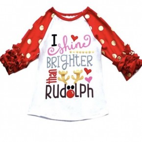 Brighter Than Rudolph Top