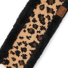C.C Leopard  Headband