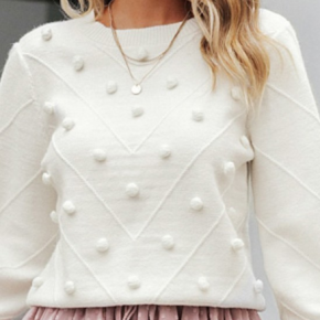 The Molly Keep it Toasty Cable Knit Sweater