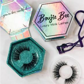 Flirtatious Boujie Bee Luxury Mink Eyelashes