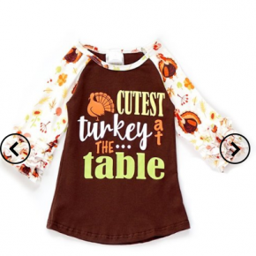 Cutest Turkey Top