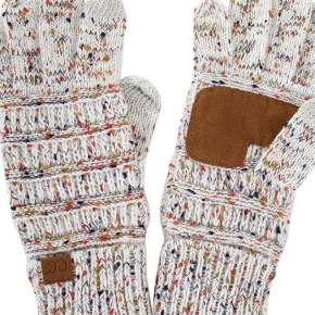 C.C Confetti Touch Screen Gloves