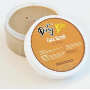 Dirty Bee Coffee Face Scrub