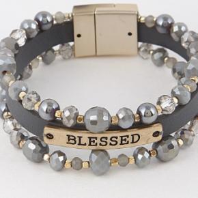 Blessed Snap Bracelet
