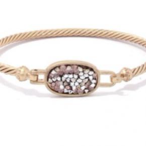 Druzy Metal Bracelet