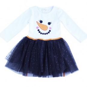 Snowman Tutu Dress