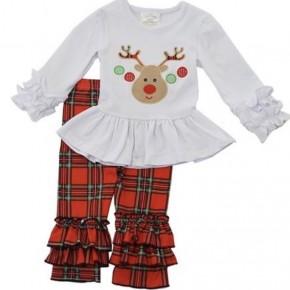 Girls Reindeer Set