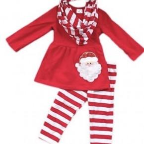 Girl Santa Set