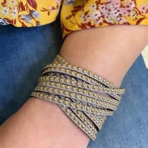 Wistful Wrap Bracelet