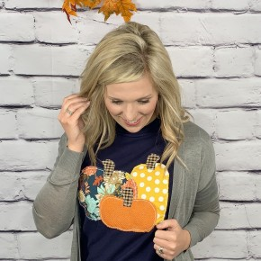 Take Me To The Pumpkin Patch Tee- PREORDER