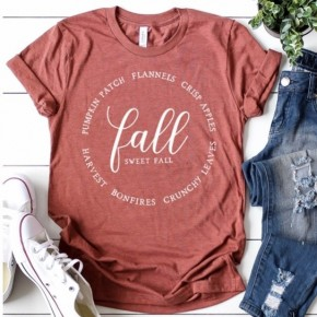 The Fall Orchard Tee