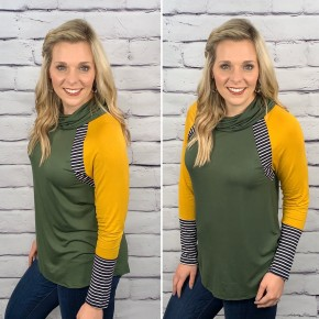 The Fall For Me Top *Final Sale*