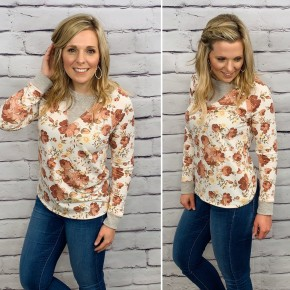 Wildflower Whisper Top