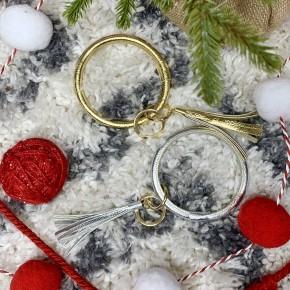 Wristlet Keyring *Final Sale*