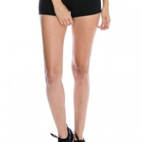 Basic Black Short by Mono B